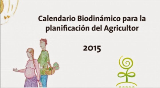 CALENDARIO BIODINAMICO 2015