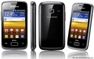 Hp Samsung Galaxy Y Duos S6102