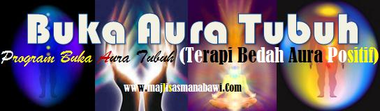 buka aura tubuh