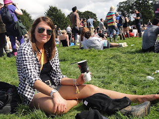 V-Festival, Outfit, Shorts, Hunter Wellies