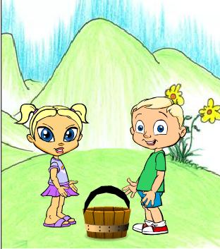 Kuttees In Jack And Jill Nursery Rhyme With Video Online Stories For Kids