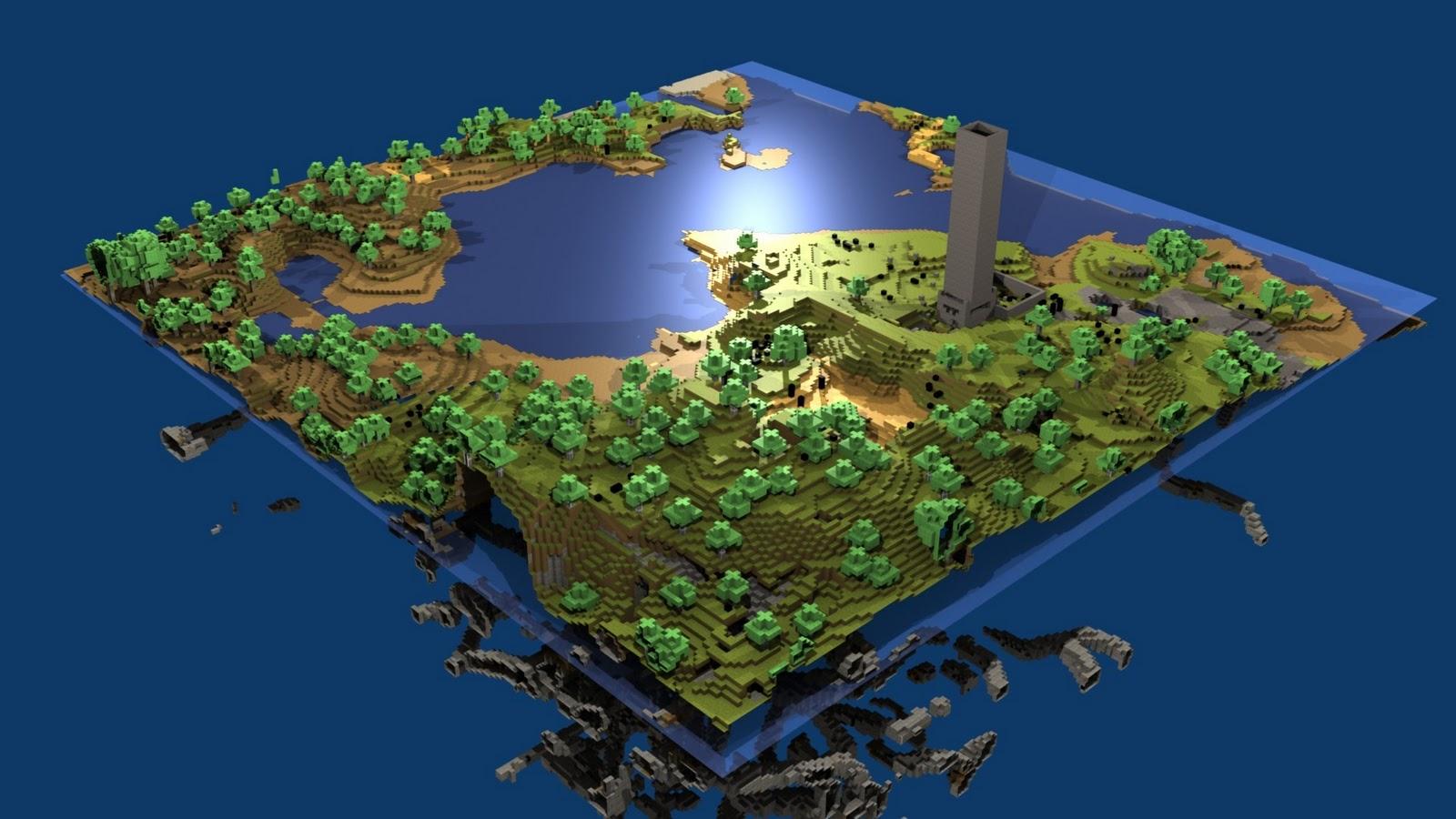 Minecraft Wallpaper HD 1920x1080