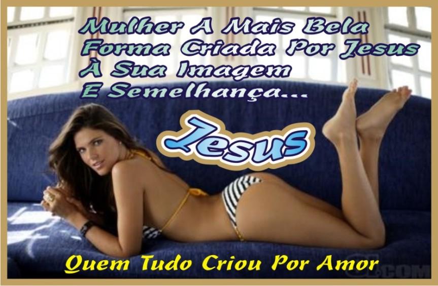 Quem Tudo Criou Por Amor Jesus Cristo