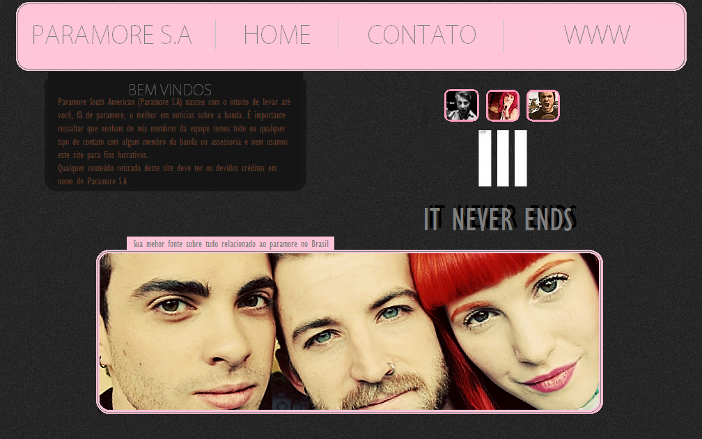 Paramore S.A | 2 ANOS