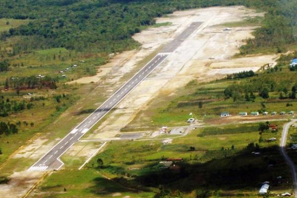 Bandara Silangit Tapanuli Utara Sumatera Utara