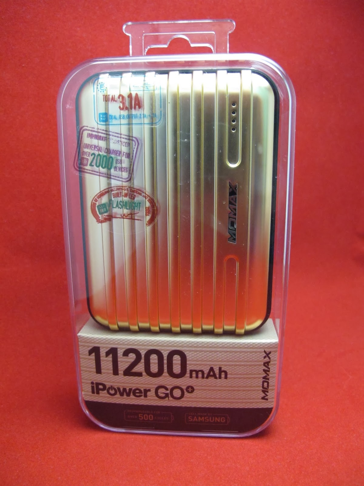 Avftl Momax Ipower Go Go Powerbank Is It A Gadget Or A Fashion