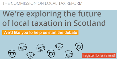 The Commission on Lacal Tax Reform in Scotland