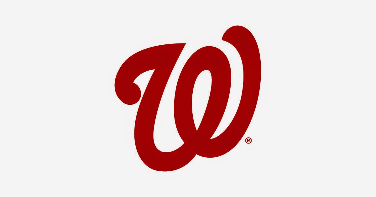 My baseball team: The Nationals!