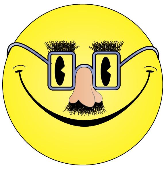 7 Cool Smileys with Mu...