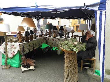 Feria Artesania en Capmany