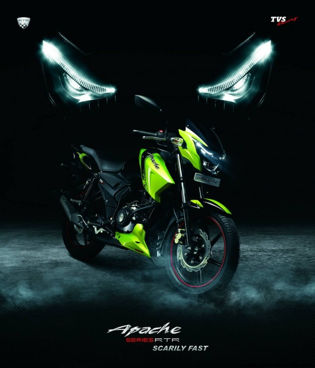 Bike stickers design pulsar 220 - Ways To World New Tvs Apache Rtr 180 2012 And Apache Rtr 180 Abs