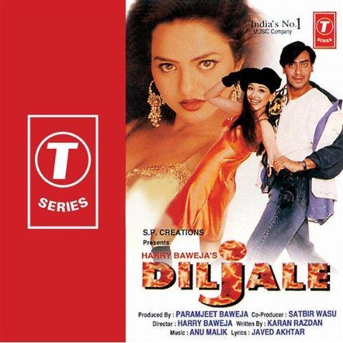 Bollywood Sheet Music September 2011: 720p Mkv Songs: Dil Jale 1996, Video Songs