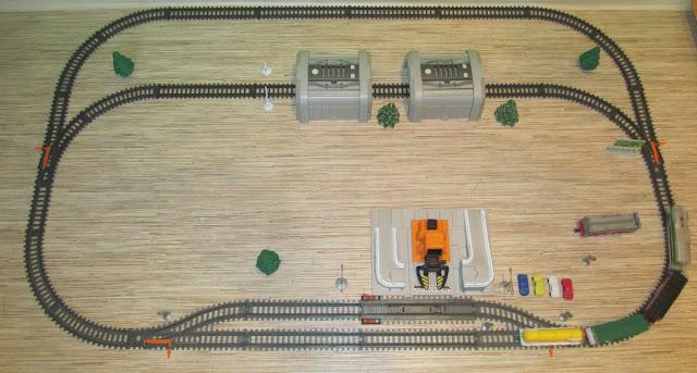 мой подарок - локомотив
