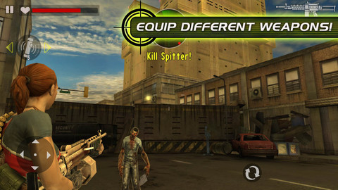 iOS Game] Contract Killer Zombies 2 v1.0.0 + Hack