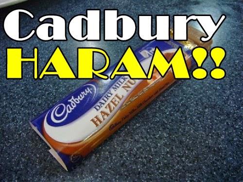 cadbury tidak halal, cadbury coklat hazelnut mengandungi dna babi, penjelas isu coklat cadbury ada dna babi, isu dna babi dalam coklat cadbury, coklat cadbury ada babi