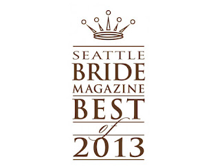 Best of 2013 Seattle Bride Magazine - Posted by Patricia Stimac - Seattle Wedding Officiant