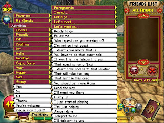 The game wizard 101 wizard 101 safe chatting