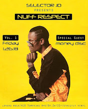1/25(Fri) Nuff Respect at Lovers Rock