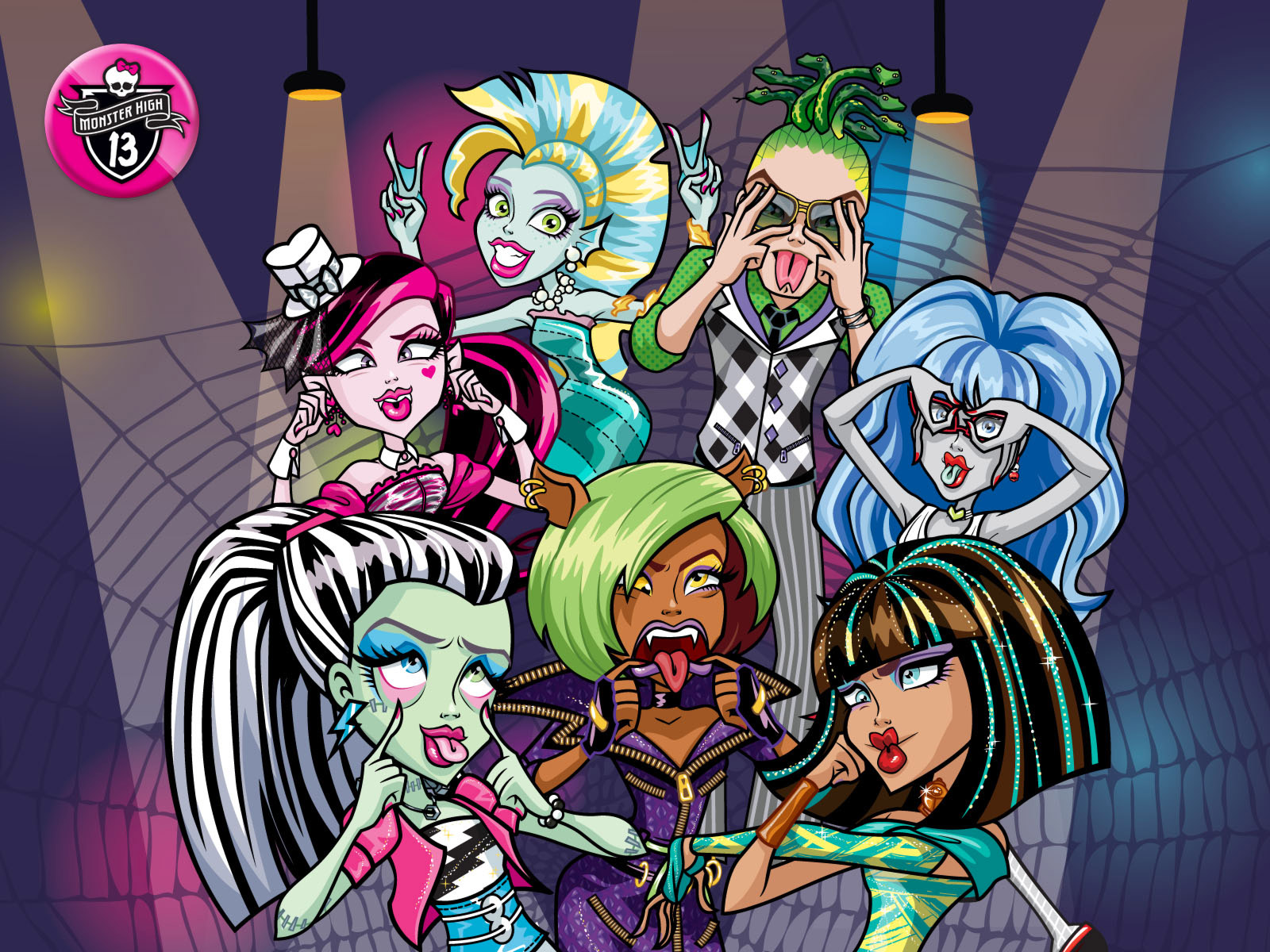 Monster High Es Genial