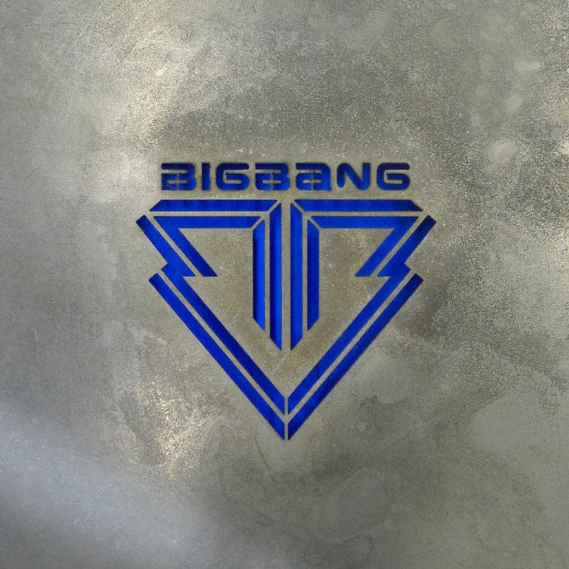 Big Bang 2 Album Cover Big Bang Alive 5th Mini Album