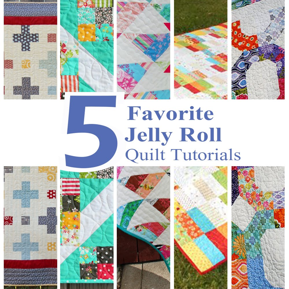 A bright corner five friday favorites jelly roll quilt tutorials five friday favorites jelly roll quilt tutorials baditri Images