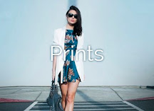 Wantering spring trends prints