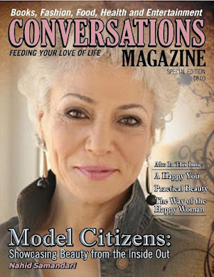 August/Sept. issue of Conversations Model Citizens