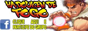 Grupo Hadouken de Fogo no Facebook