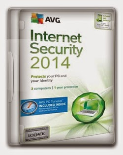 Download – AVG Internet Security 2014 – 14.0 Build 4355 + Ativação