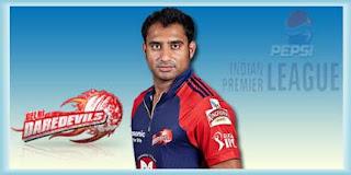 DD Squad Players Gulam Bodi Cricket Profile and Records