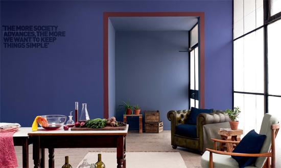 Insprirasi Warna Rumah Trend 2013