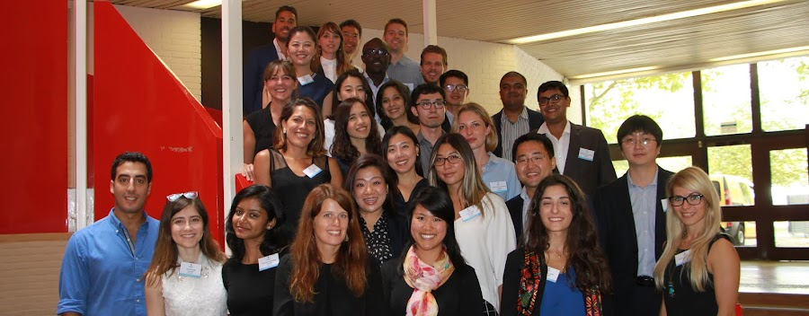 The 2016-2017 Global MBA Class
