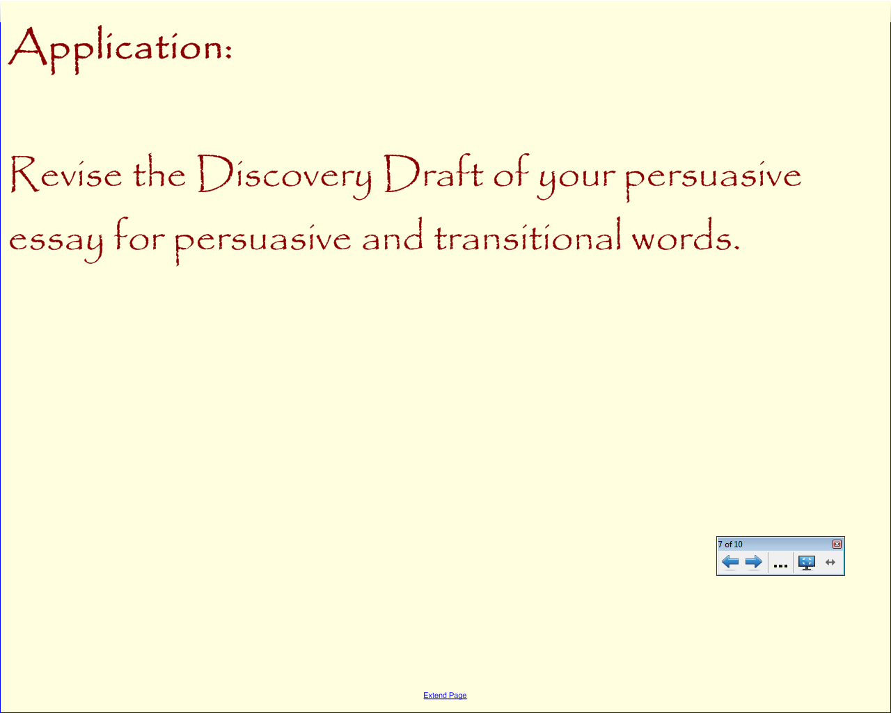 transition words for process analysis essay Writing division (analysis) and process essays i process analysis essays key concept: uses transitional words and expressions of time and space to help the.
