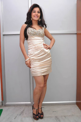 Actress Isha Talwar Latest Sexy Stills in Short Dress