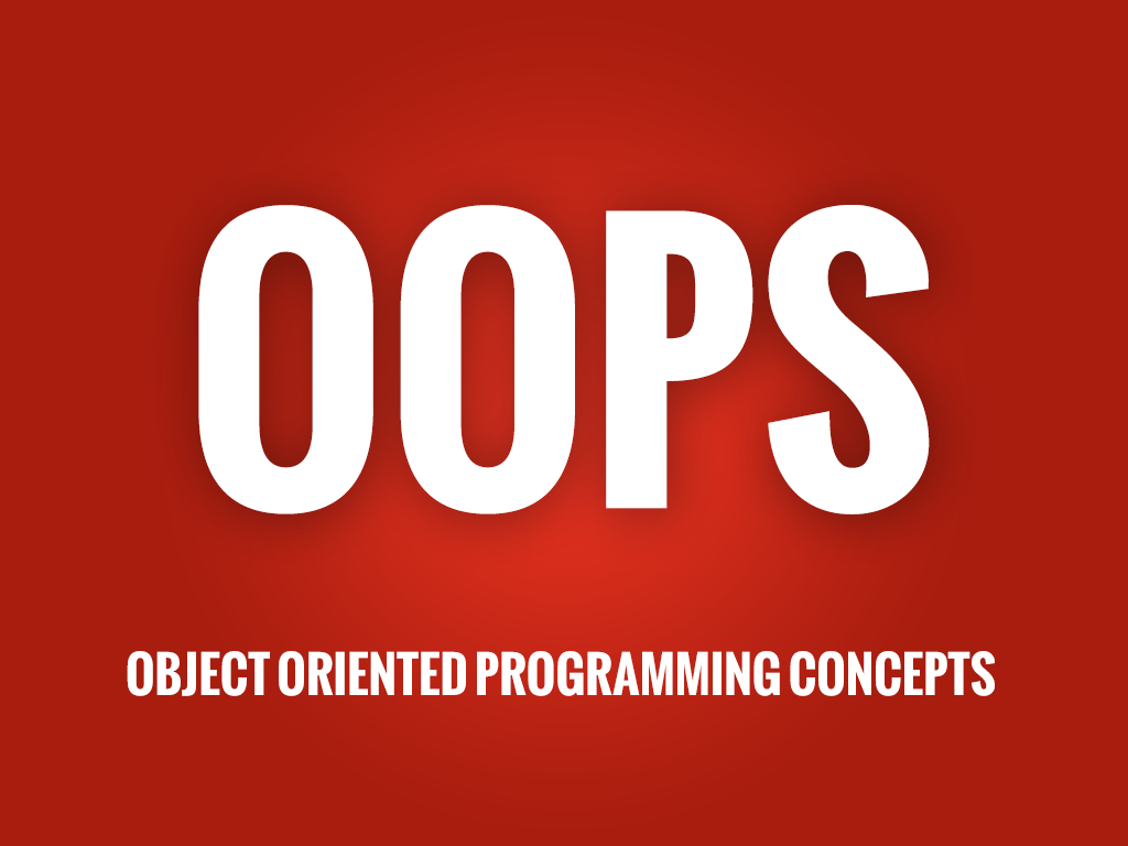object oriented programming and unit Object-oriented programming is a programming technique constructed around objects inheritance is where an object obtains all the properties and behaviours of its while encapsulation means hiding the code and data into a single unit examples of object-oriented programming languages.