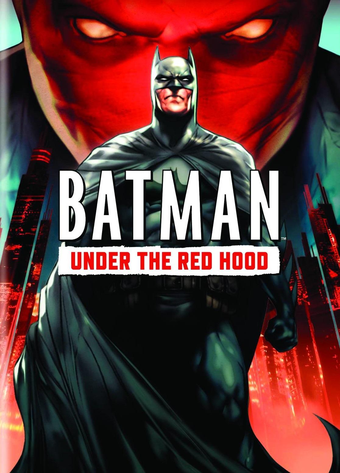 Batman Under the Red Hood 2010 Movie