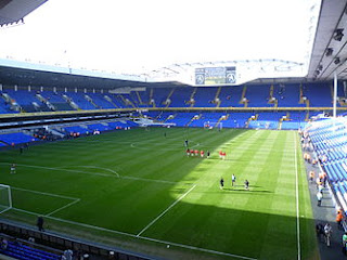campo do Tottenham