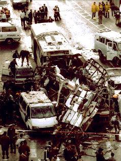 Hamas suicide bombing