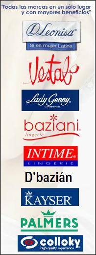Ropa interior femenina marcas for Marcas de ropa interior