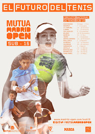 Mutua Madrid Open sub-16