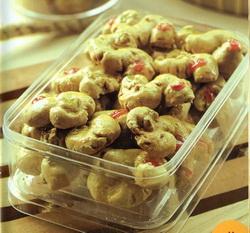 Resep Kue Kering Cassava Pistachio
