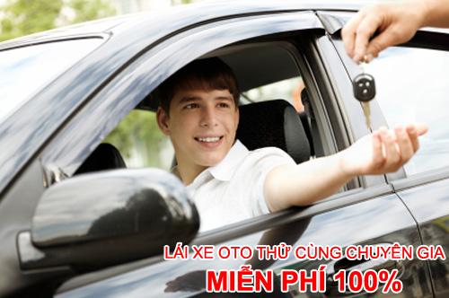 Học lái xe thử miễn phí
