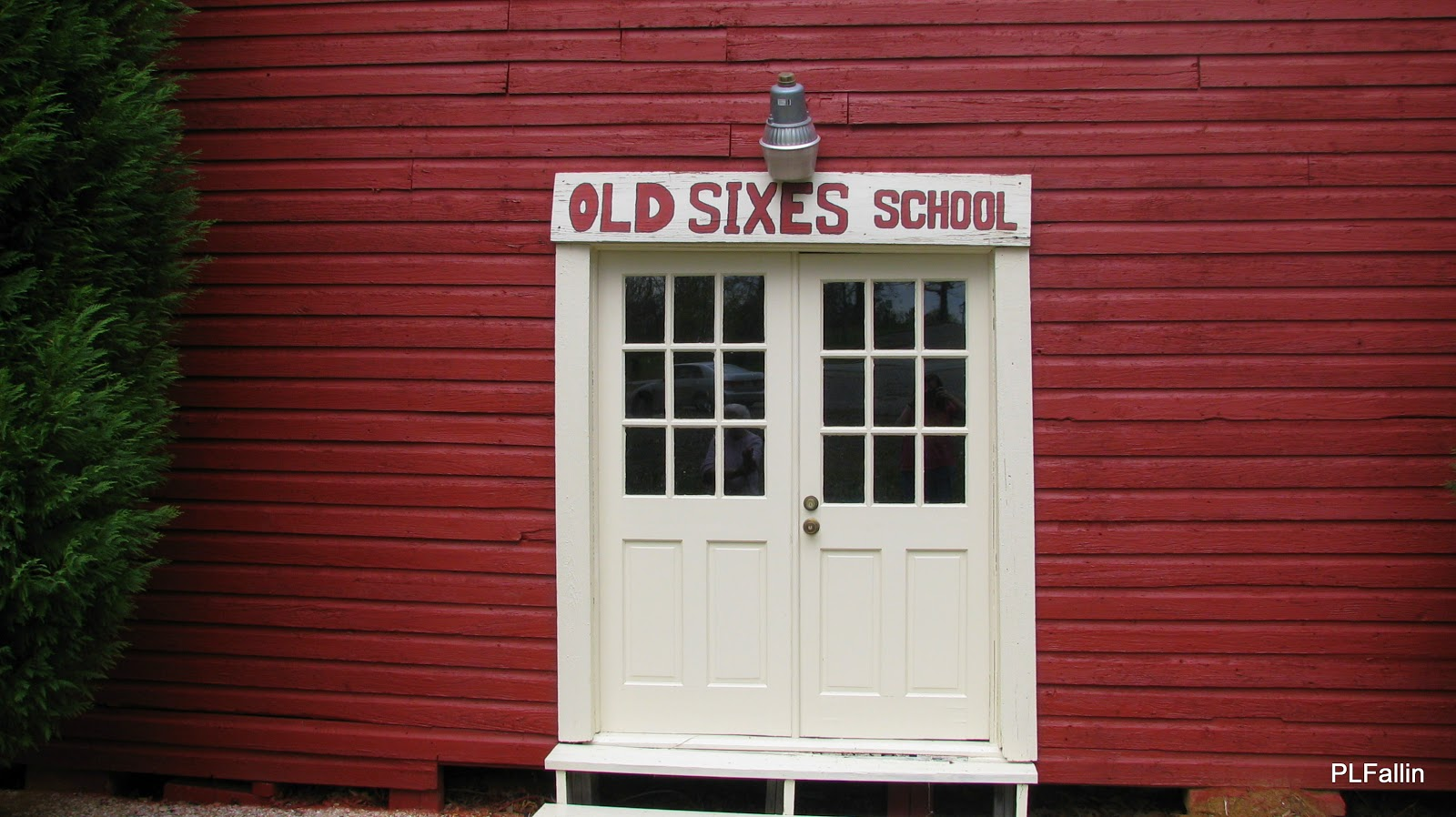 Pl Fallin Photography Old Sixes School Little Red One Room
