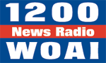 Hear me often on NewsRadio 1200  WOAI/San Antonio
