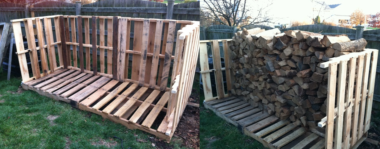 firewood cover ideas 2