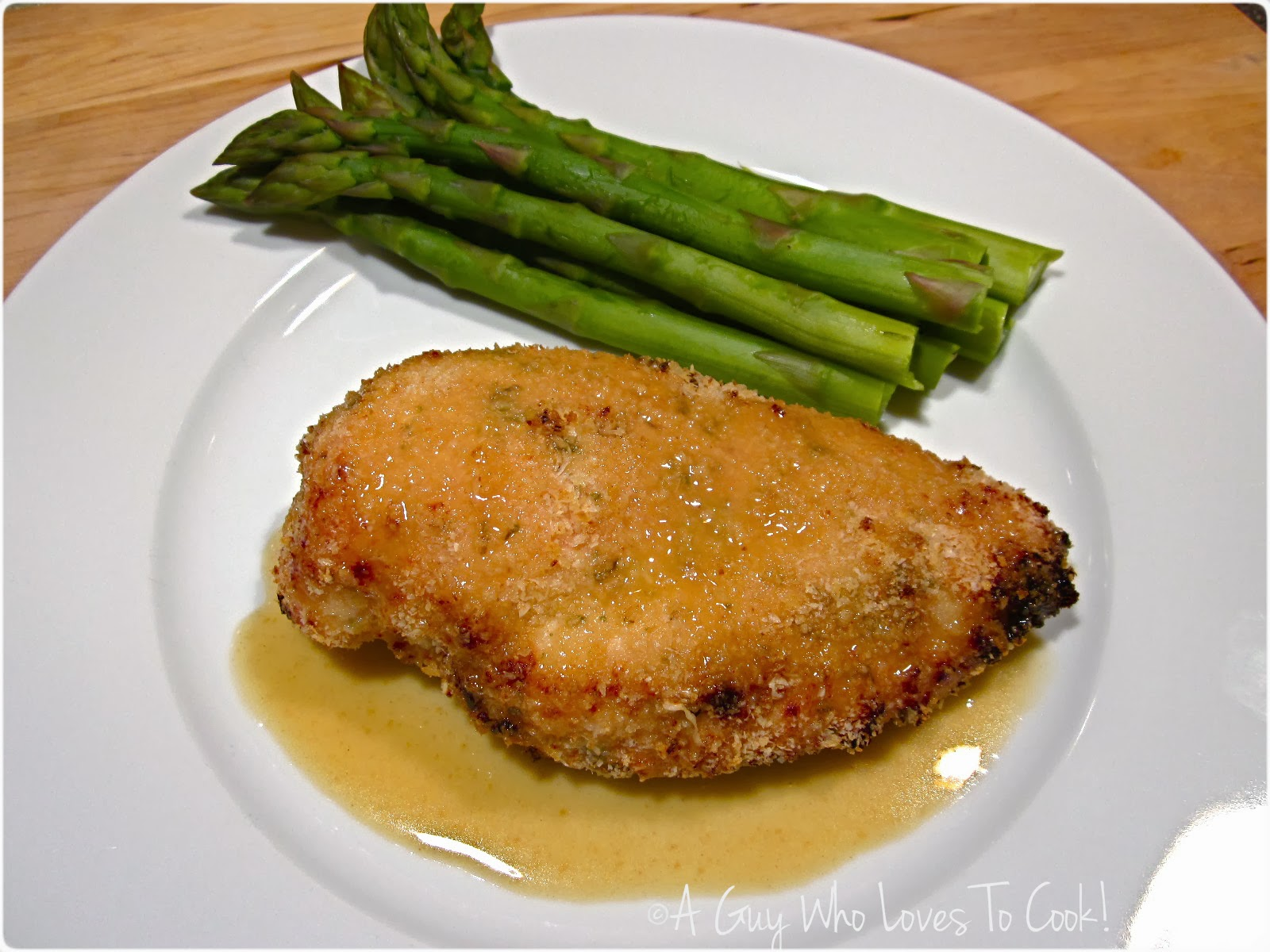 Parmesan Crunch Chicken Breast