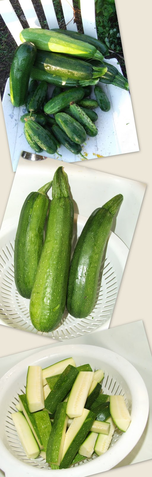 Stuff by Cher: Zucchini Pickles