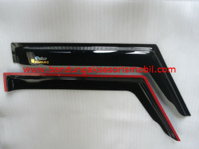 Talang Air Kijang 85 Original Black Depan