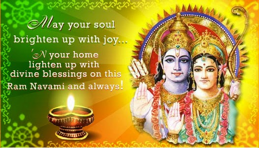 Ramnavmi Wishes Sms Quote For Desktop Wallpaper