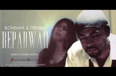 BOHEMIA - Beparwah feat Devika (Video Teaser) from Thousand Thoughts download full video